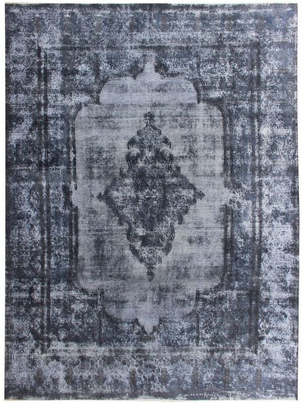 שטיח וינטג׳ Overdyed 60495