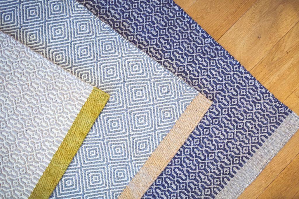 שטיחי בייסיק בצבעים שונים